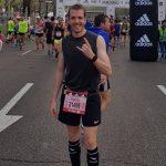 Marcos Minaya, Media Maratón Madrid