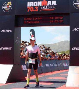 Guillermo Rey, 70.3 Mallorca