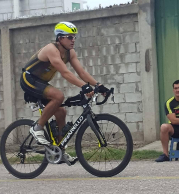 Abel Muñoz, 70.3 Salinas