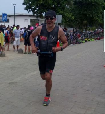 Abel Muñoz, Olimpico Ecuador