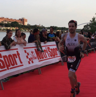 Alex Arrieta, Half Sevilla