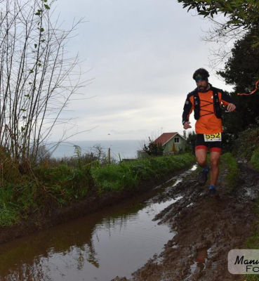 Bruno Cordero, Trail Carballo