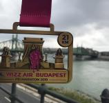 Carol Unger, Media Maratón Budapest