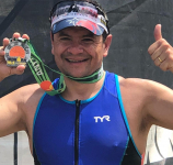 Cesar Angel, 70.3 Florida