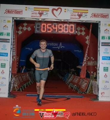 Denis Esteban, Half Sevilla