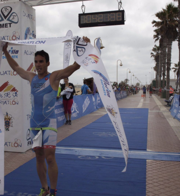Edu Calderay, Sprint Melilla