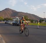 Eva Smolka, Sprint Emiratos Árabes