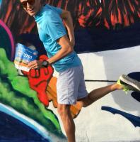 Gabriel Lazaro, Maratón Miami