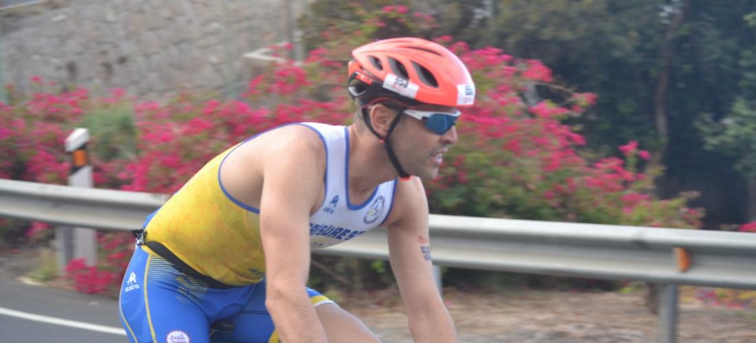 Hugo Calamonte, Half Gran Canaria