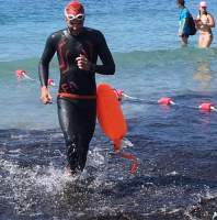 Ignacio Luna, 5km Isla de Tabarca