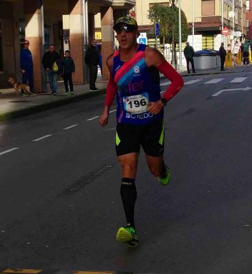 Isidro Fernandez, 10KM Llanera