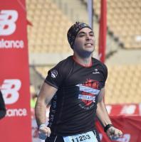 Javier Barcia, Maratón Sevilla