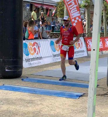 Javier Carracedo, Olimpico Bierzo