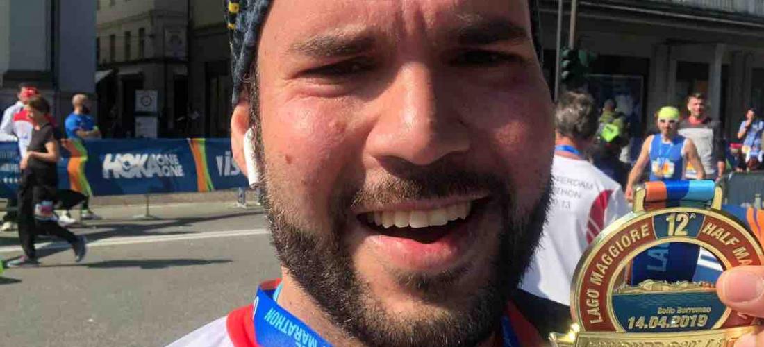 Javier Carradero, Media Lago Maggiore