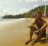 Javier Rosado, Trail del Caribe 100kms
