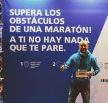 Jose Angel Lopez, Maratón Sevilla