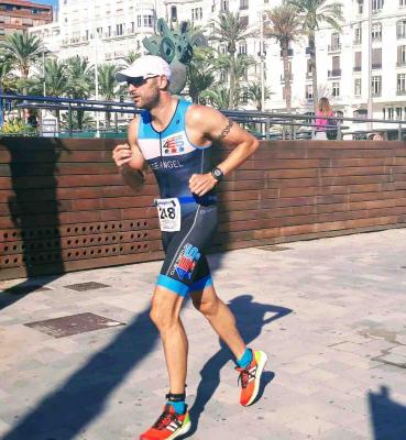 Jose Angel Lopez, Olimpico Alicante