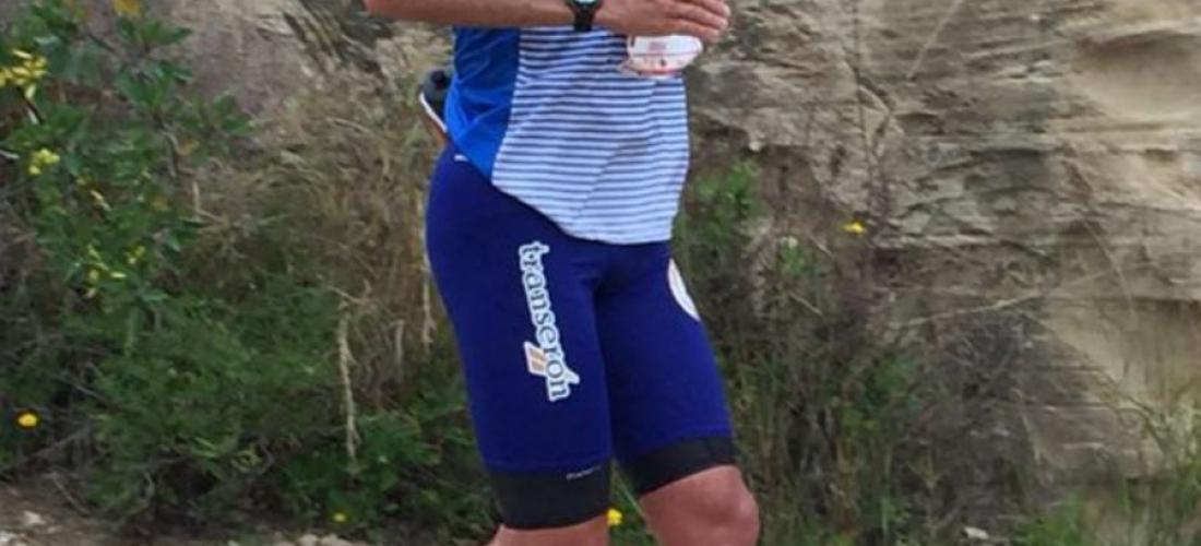 Juanba Aparicio, Trail La Africana