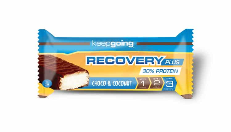 Barritas Recovery Plus (24 uds)