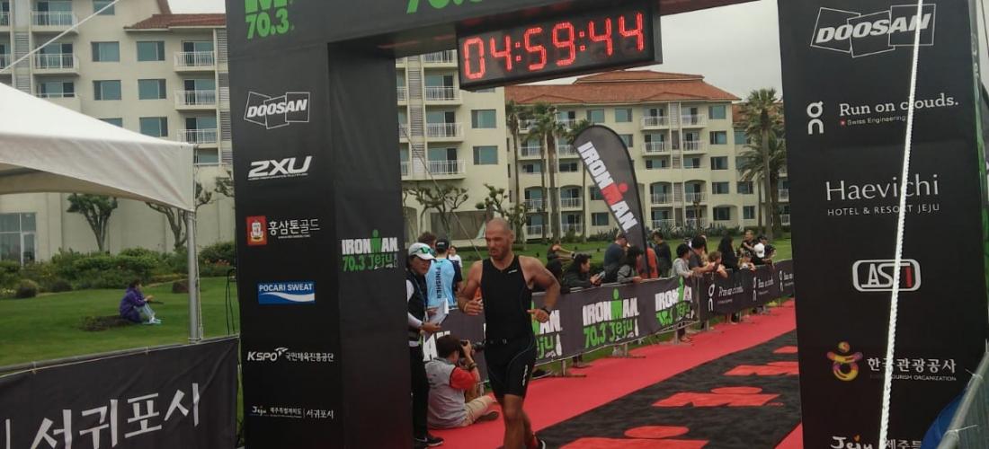 Luis Marquez, 70.3 Korea