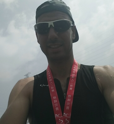 Luis Marquez, Tri Sprint Taiwan