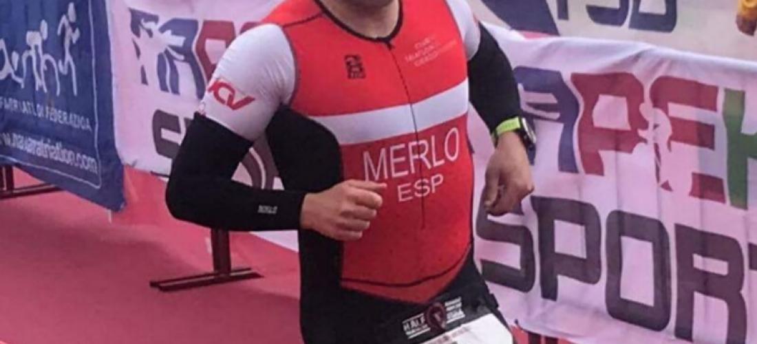 Luis Merlo, Half Pamplona