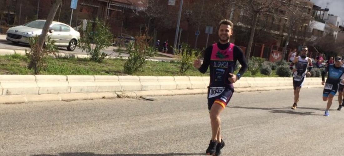 Manuel Angel, Du sprint Jaén