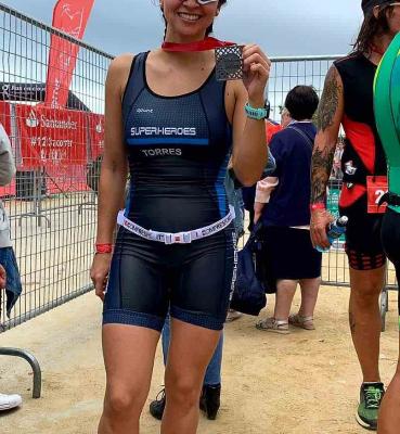 Marcela Torres, Olimpico Barcelona
