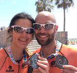 Marta y Jordi, Half Gran Canaria