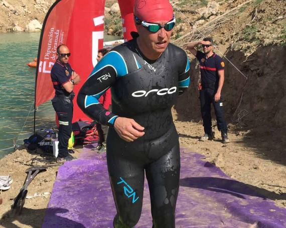 Mayca Camacho, Sprint Guadix