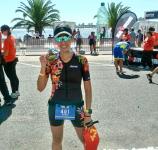 Natalia Arce, 70.3 Punta del Este