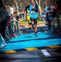 Paco Gómez, Media Maratón Huelva