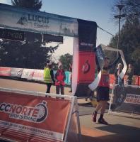Paco Gueimunde, trail Lugo