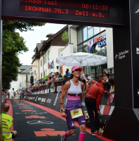 Patricia Madrigal, 70.3 Zell am See