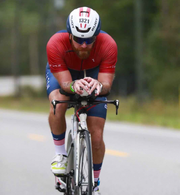 Rodrigo Valiente, Ironman Florida