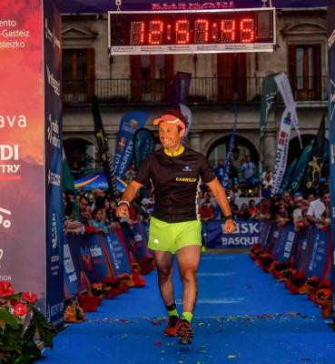 Santi Guerrero, Full Vitoria