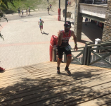Tiago Cristo, Olimpico Sierra Nevada