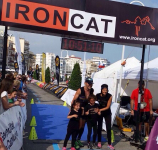 Toni Madrid, Iron cat