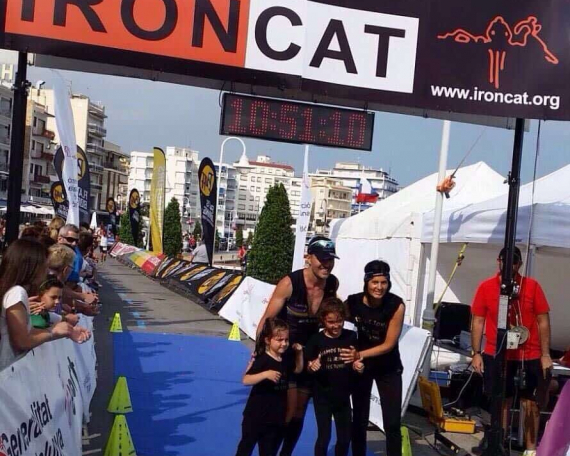 Toni Madrid, Iron cat
