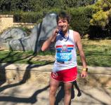 Victor Fragoso, Maratón Barcelona