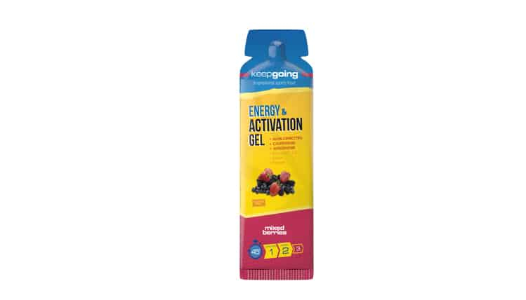 Geles Energy/ Activation (24 uds)